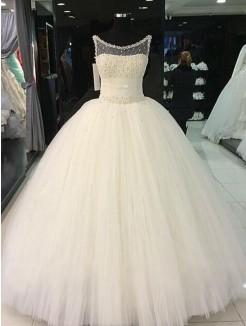 بالصور صور فساتين افراح , من اجمل فستان العروسه 1075 7