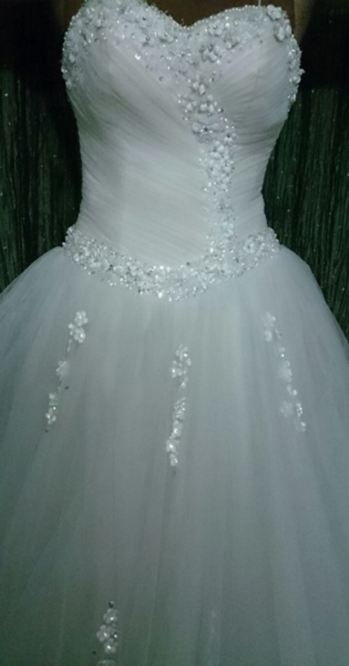بالصور صور فساتين افراح , من اجمل فستان العروسه 1075 9