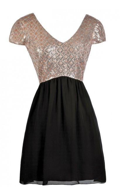 بالصور فساتين قصيرة منفوشة , اجمل فستان منقوش 1078 6