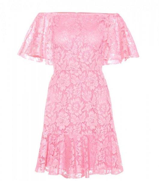 بالصور فساتين قصيرة منفوشة , اجمل فستان منقوش 1078 8