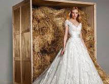 صوره اجمل فساتين الاعراس , تصاميم حديثه لفساتين الزفاف