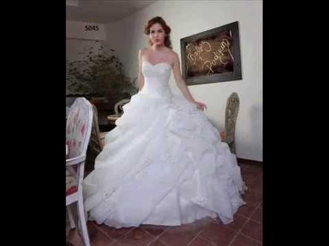 بالصور اجمل فساتين الاعراس , تصاميم حديثه لفساتين الزفاف 1085 3