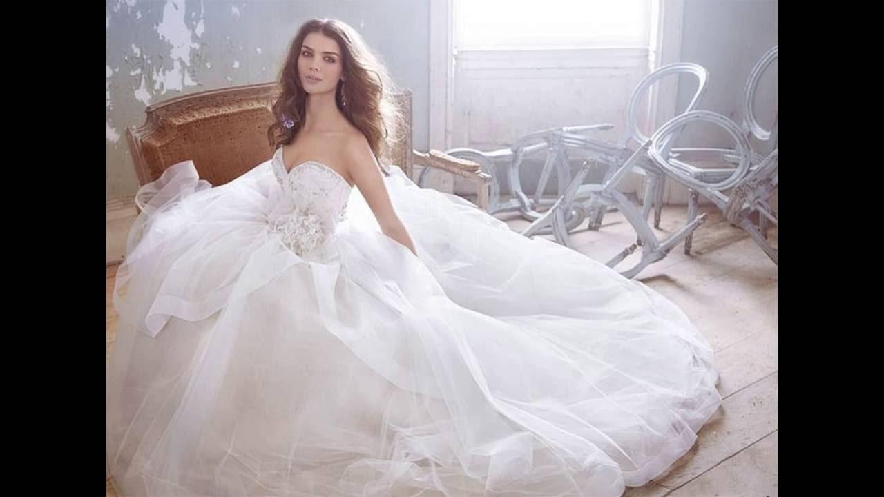 بالصور اجمل فساتين الاعراس , تصاميم حديثه لفساتين الزفاف 1085 4