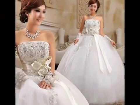بالصور اجمل فساتين الاعراس , تصاميم حديثه لفساتين الزفاف 1085 6