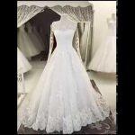 فساتين زفاف تركية , اجمل فستان فرح لاجمل عروسة