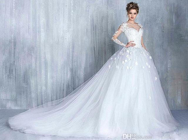 بالصور فساتين زفاف تركية , اجمل فستان فرح لاجمل عروسة 1096 3