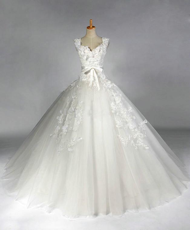 بالصور فساتين زفاف تركية , اجمل فستان فرح لاجمل عروسة 1096 8