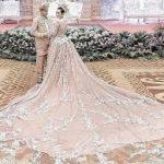 احدث فساتين الزفاف , فساتين انيق للاعراس