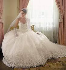 بالصور احدث فساتين الزفاف , فساتين انيق للاعراس 1097 6
