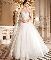 بالصور احدث فساتين الزفاف , فساتين انيق للاعراس 1097 7