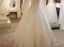 صوره احدث موديلات فساتين الزفاف , ازياء فساتين اعراس