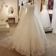 صورة احدث موديلات فساتين الزفاف , ازياء فساتين اعراس 1098 12