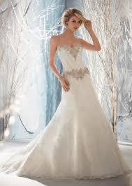 صورة احدث موديلات فساتين الزفاف , ازياء فساتين اعراس 1098 19
