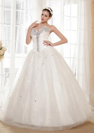 صورة احدث موديلات فساتين الزفاف , ازياء فساتين اعراس 1098 21