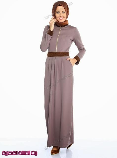 بالصور ملابس حوامل للعيد , لبس للحامل انيق 1099 3