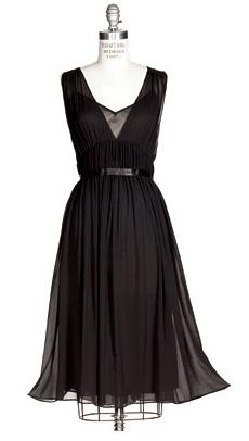 بالصور فساتين سوداء , فستان سورية باللون الاسود 1101 4