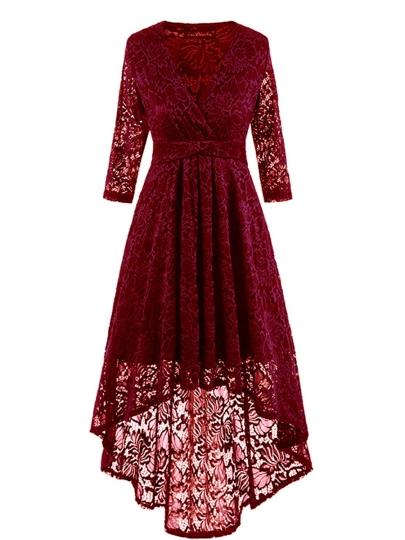 بالصور فساتين دانتيل انستقرام , افضل فستان دنتل
