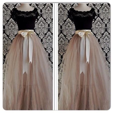 بالصور فساتين دانتيل انستقرام , افضل فستان دنتل 1115
