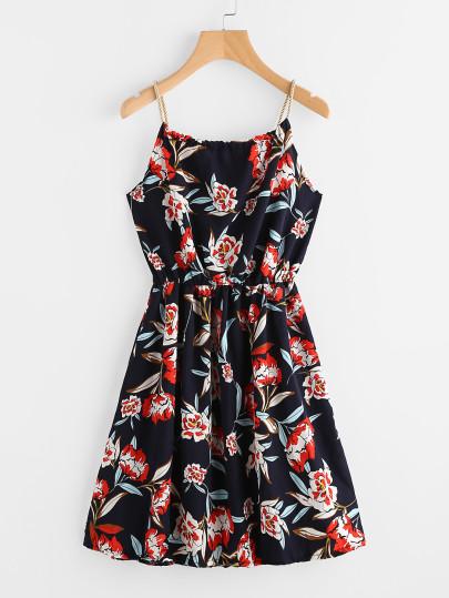 بالصور فساتين شيفون مشجر , تشكيلة لاجمل الفساتين المشجرة 1117 5