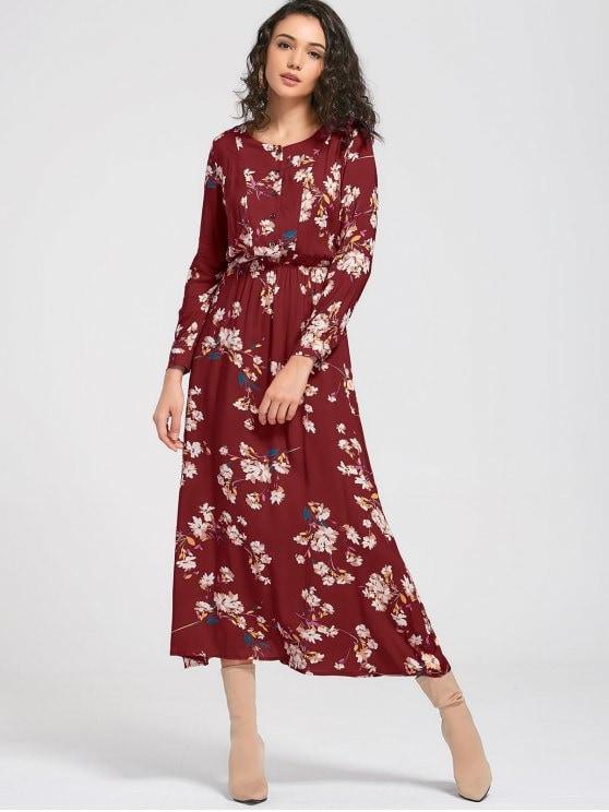 بالصور فساتين شيفون مشجر , تشكيلة لاجمل الفساتين المشجرة 1117 9