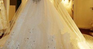 فساتين زواج , اجمل فستان عروسه