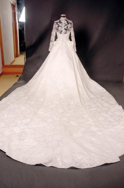 بالصور فساتين زواج , اجمل فستان عروسه 1120 5