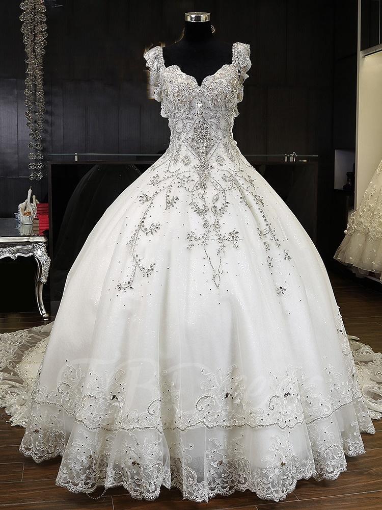 بالصور فساتين زواج , اجمل فستان عروسه 1120 6