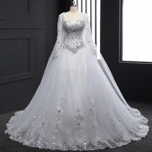 بالصور فساتين زواج , اجمل فستان عروسه 1120 7