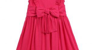 فساتين بنات صغار , اسهل طريقة لعمل فستان لطفلة