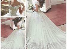 صوره صور فساتين عرايس , افضل فساتين الزفاف