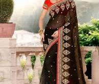 صوره فساتين هنديه حلوه , تصاميم هندية حديثه