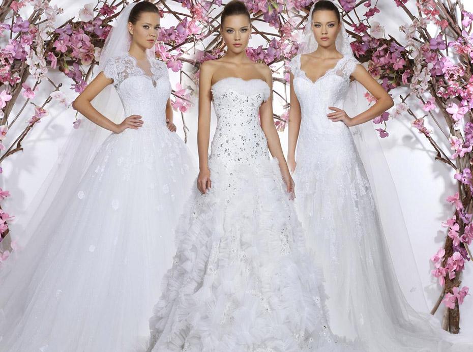 صورة فساتين زفاف للبيع , اروع فستان للفرح