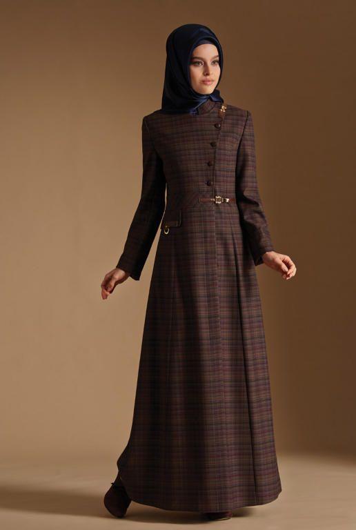 صوره ازياء محجبات تركية , ملابس تركي جميله