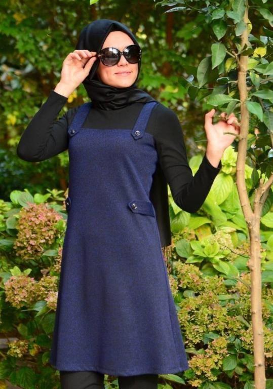 بالصور ازياء محجبات تركية , ملابس تركي جميله 1163 5