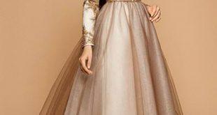 صوره اجمل فساتين سهرة , فستان للمناسبات والسهرات