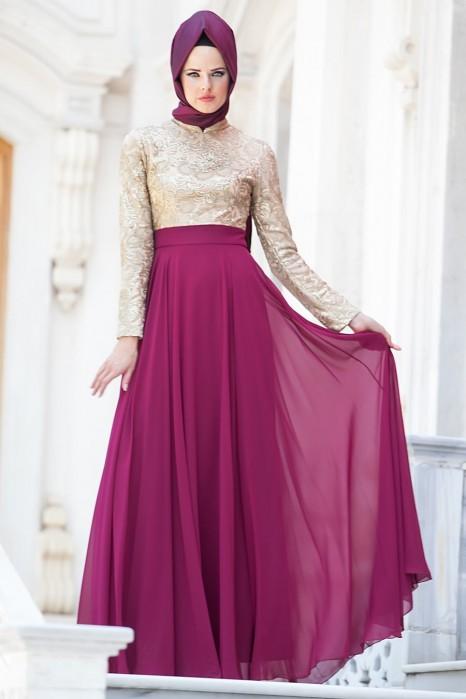 بالصور اجمل فساتين سهرة , فستان للمناسبات والسهرات 1171 5