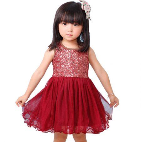 بالصور فساتين اطفال جديده , اروع فستان للاحلى بنوته 1190 9