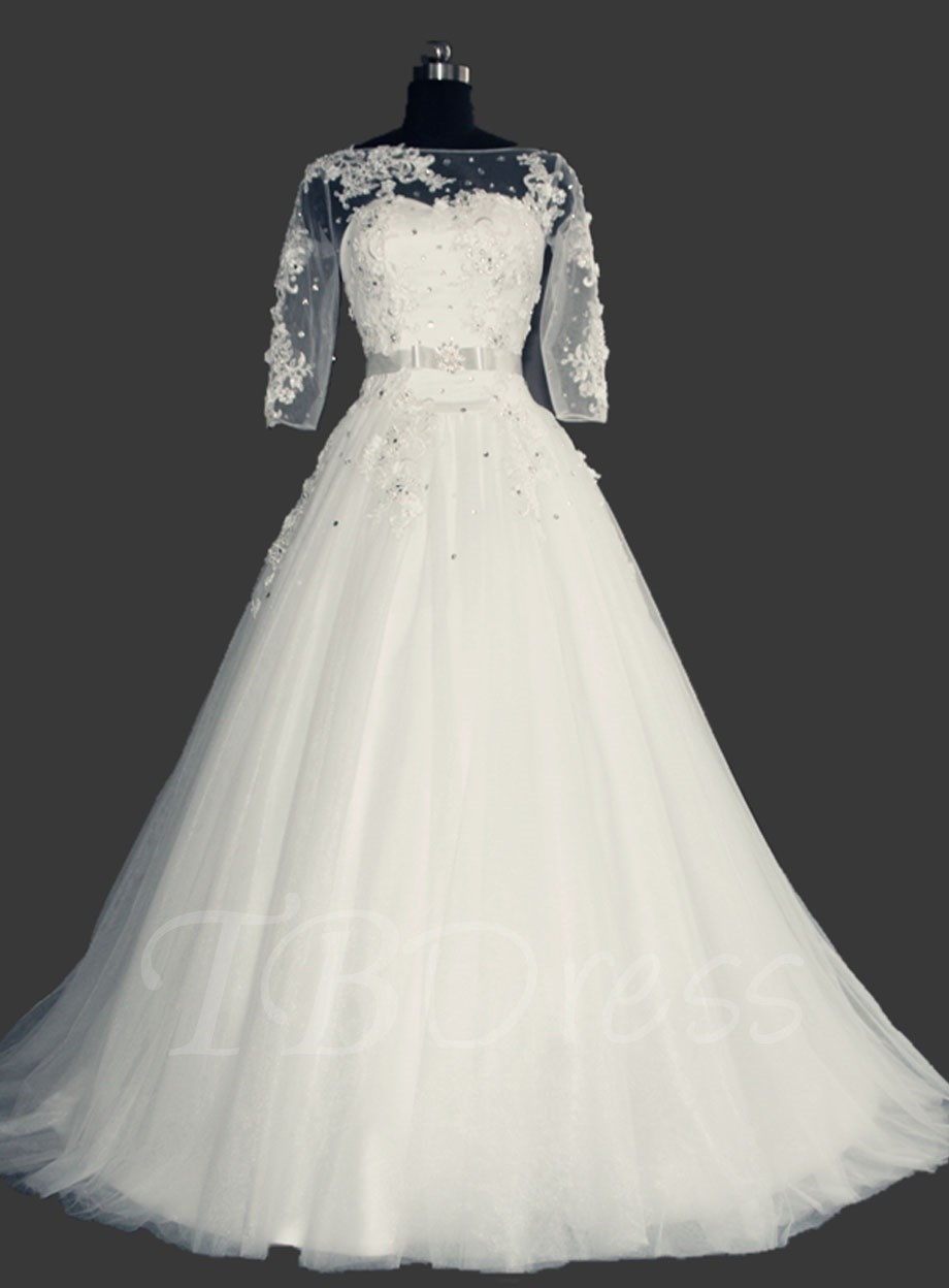 بالصور صور فساتين زفاف , اجمل فستان فرح للعروسة 1197 2