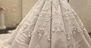 صور فساتين زفاف , اجمل فستان فرح للعروسة