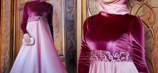 بالصور فساتين ناعمه 2019 , اخر صيحات الفساتين 1204 6