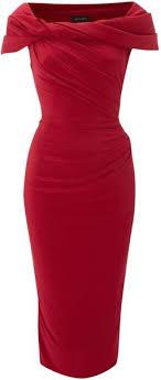 بالصور فساتين حمراء قصيرة , فستان من اللون الاحمر 1218 3