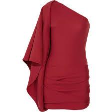 بالصور فساتين حمراء قصيرة , فستان من اللون الاحمر 1218 7