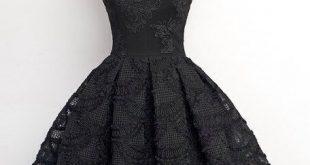 صورة فساتين قصيره منفوشه انستقرام , جديد من فستان منقوش