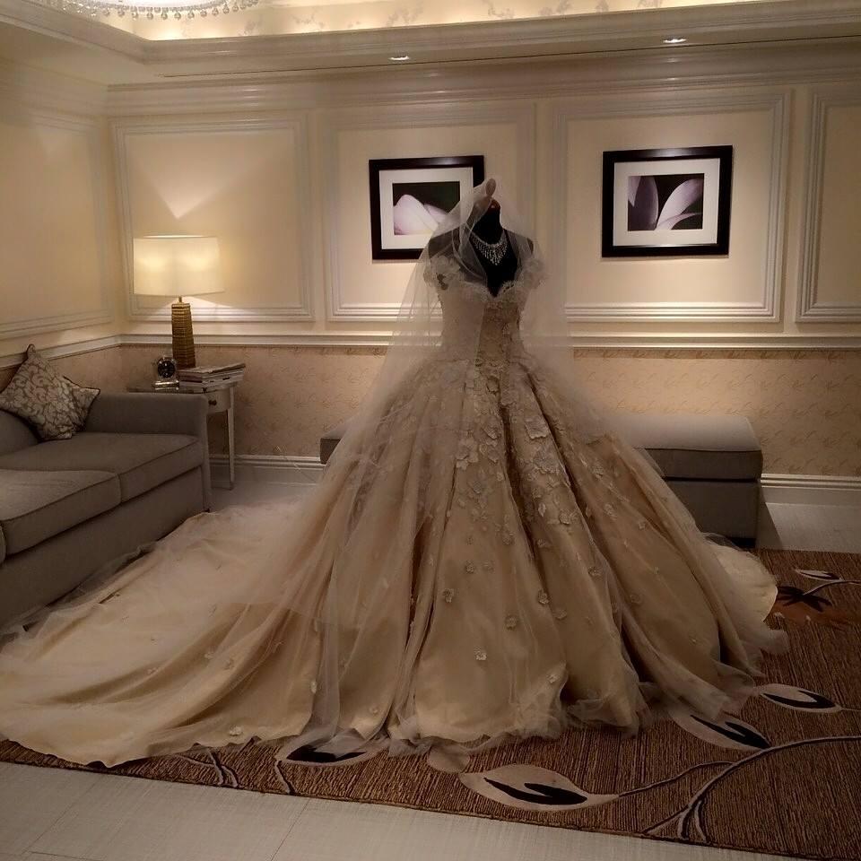 بالصور بيع فساتين , فستان للبيع 1236 5
