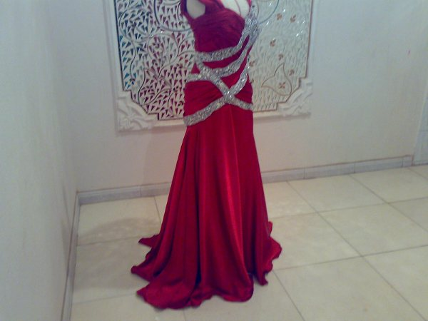 بالصور بيع فساتين , فستان للبيع 1236