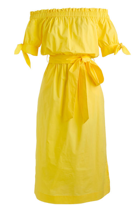 بالصور فساتين صيفية طويلة , فستان صيفى خفيف 1242 1