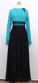 بالصور فساتين للمحجبات للمناسبات , فستان للمحجبات 1248 8