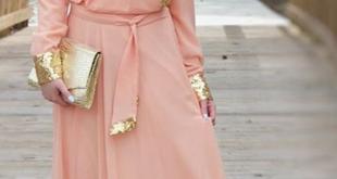 فساتين هاديه , تشكيلة من الفساتين الرقيقة للمحجبات