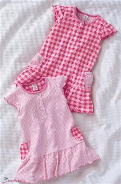 بالصور ملابس بيبي بناتي , صور فساتين للبنات اطفالى 1251 5