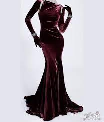 بالصور صور فساتين قطيفه , اروع فستان ثقيل 1281 5